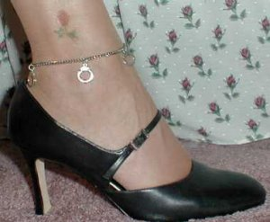 AHC001 - Anklet Handcuff Jewelry