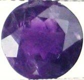 6.5mm (~1.58ct) Round Brilliant Africa Amethyst