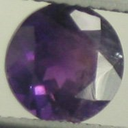 6.8mm (~1.79ct) Round Brilliant Africa Amethyst