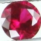 6.3mm (~1.14ct) Round Brilliant Burma Ruby