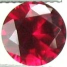 8mm (~2.32ct) Round Brilliant Sri Lanka Ruby