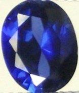 9x7mm (~2.13ct) Oval Shape Ceylon Sapphire