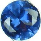 6.3mm (~1.17ct) Round Brilliant Ceylon Sapphire