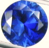 9mm (~3.53ct) Round Brilliant Australia Sapphire