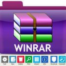 WinRAR 5.6 Windows PC - Lifetime License