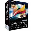 Cyberlink Power2Go 11 Platinum - Instant Download