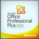 Microsoft Office 2010 Pro Plus 32bit Download and License