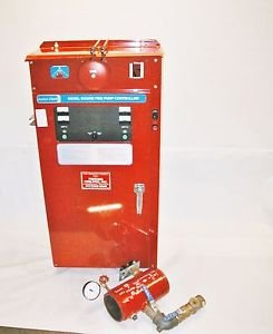 JOSLYN CLARK FIRE PUMP CONTROL  PANEL  DIESEL ENGINE  MI-A10710 A10710