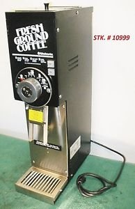 SIX 6 GRINDMASTER 875 COFFEE GRINDER s ALL IN GREAT CONDITION COMPARE BUNN G3