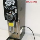 GRINDMASTER 875 COFFEE GRINDER VERY CLEAN Condition compare Bunn G1 G2 G3 810