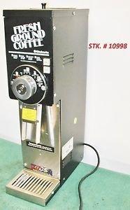 GRINDMASTER 875 COFFEE GRINDER EXCELLENT CONDITION compare g1 g2 g3 810