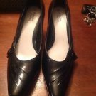 Jennifer Lauren Black Dress Pumps size 10M New