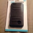 NEW ACCELLORIZE- iPhone 6 Protective Phone Case Snap On Slim Design Black/Black
