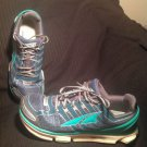 ALTRA WOMEN'S RUNNING SHOES PROVISION 2.5 PEACOCK/ SILVER SIZE 9M MRSP $139