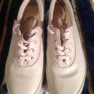 GRASSHOPPERS Women's Beige COMFORT Tennis/Yoga Shoes Size 8.5M EUC L@@K MRSP $69