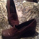 Maripe Women's Career MOVE Sz 7M LEATHER LOAFERS COMFORT SHOES