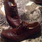 Chaps Lipscomb Men's BROWN DRESS/CASUAL Leather Oxfords Shoes SZ 12M MRSP $149