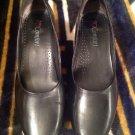 "I Love Comfort Layla Pumps Shoes BLACK 9.5M Slip On 2"" Heels EXTREME COMFORT"