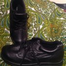 P.W. MINOR LEISURE TIME DX2 MEN'S 12W BLACK LEATHER THERAPEUTIC SHOES MRSP $149