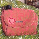PETUNIA PICKLE BOTTOM BOXY BACKPACK DIAPER BAG FLORAL FOND OF FLORA PINK $200