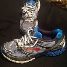 MEN'S BROOKS GHOST 5 RUNNING SNEAKERS 8M FITNESS TRAINING RUNNERS SHOES SPORT