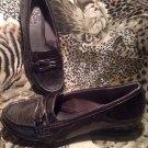 Lifestride Soft System HERA Slip On WOMEN'S Shoes GRAY Size 7M MRSP $66 GUC