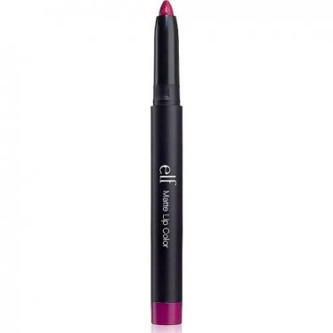 e.l.f. Matte Lip Color, Berry Sorbet - 0.06 oz stick