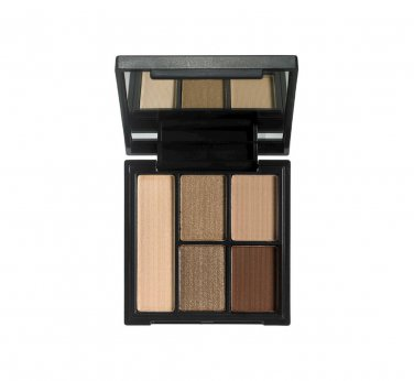 Forever 21 elf clay eye-shadow pallette necessary nudes