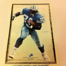NFL BARRY SANDERS MINI POSTER, 4 X 6 INCHES, FOOTBALL, DETROIT LIONS, NEW