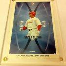 MLB MARK MCGWIRE MINI POSTER, 4 X 6 INCHES, BASEBALL, ST LOUIS CARDINALS, NEW