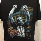 WWF WWE STONE COLD 3:16 T-SHIRT,OFFICIAL, VINTAGE, BLACK, SIZE XLARGE, NEW, NR