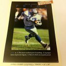 NFL BARRY SANDERS GALLERY MINI POSTER, 4 X 6 INCHES, FOOTBALL, DETROIT LIONS,NEW