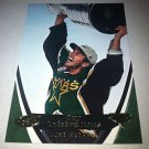 NHL MIKE MODANO 06/07 UD POWER PLAY STANLEY CUP CELEBRATIONS INSERT CARD #CC4