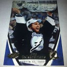 NHL MARTIN ST.LOUIS 06/07 UD POWER PLAY STANLEY CUP CELEBRATIONS INSERT CARD CC5