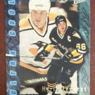 NHL MARIO LEMIEUX 1995-96 FLEER ULTRA EXTRA, CARD #391, NEW, NM-MINT