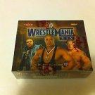 WWE WWF FLEER  WRESTLEMANIA XIX,TRADING CARDS,2003 SEALED BOX,NEW,NR,LESNAR,HHH,