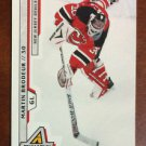 NHL MARTIN BRODEUR 2010-11 PANINI PINNACLE CARD #82, NEW, NM-MINT