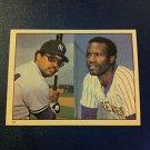 MLB REGGIE JACKSON,TOPPS #11 STICKER,BASEBALL 1981,NEW YORK YANKEES MINT NR