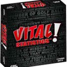VITAL STATISTICS BOARD GAME, QUIRKY FACTS, TRIVIA, NEW, NR