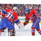 NHL Carey Price & PK Subban Montreal Canadiens 14x28 Art Canvas