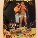 WWE WWF ABSOLUTE DIVAS PARTNERSHIPS JAMIE NOBLE NMT-MINT, FLEER 2002