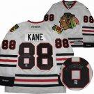 NHL Patrick Kane Autographed Chicago Blackhawks White Replica Jersey
