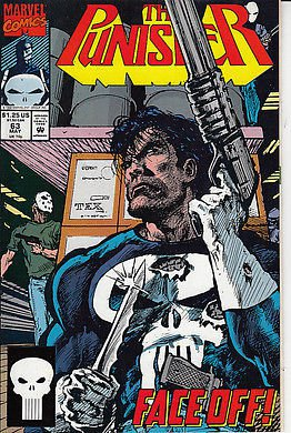 The Punisher #63 (May 1992, Marvel) NM-MINT