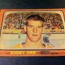 BOBBY ORR ROOKIE CARD, #35, TOPPS REPRINT, NHL, BOSTON BRUINS, MINT, HOCKEY