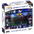 US OPEN TENNIS DVD BOARD GAME,MAJOR,GRAND SLAM