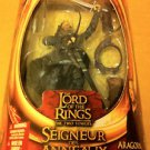 LOTR LORD OF THE RINGS, THE TWO TOWERS, ARAGORN, 2002, NIB, ENG/FRN PKG