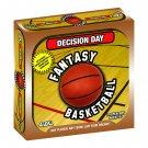 DECISION DAY FANTASY BASKETBALL BOARD GAME,TRADING CARDS,NBA,PRO,NIB