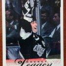 NHL WAYNE GRETZKY 1999-00 UPPER DECK VICTORY, HOCKEY LEGACY, CARD #417, NM-MINT