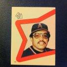 MLB REGGIE JACKSON,TOPPS #163 STICKER,BASEBALL 1983,CALIFORNIA ANGELS,NRMT- MNT