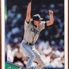 MLB RANDY JOHNSON TOPPS #290 BASEBALL CARD 1994 SEATTLE MARINERS NM-MINT
